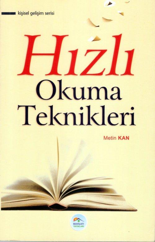 Hızlı Okuma Teknikleri Kitap Kapağı